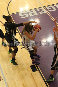 Basketball girls varsity game Dec 6 2013