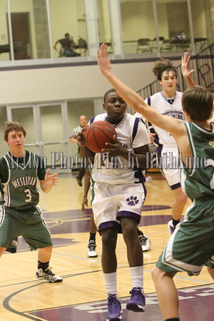 JV Boys Basketball December 6 2013